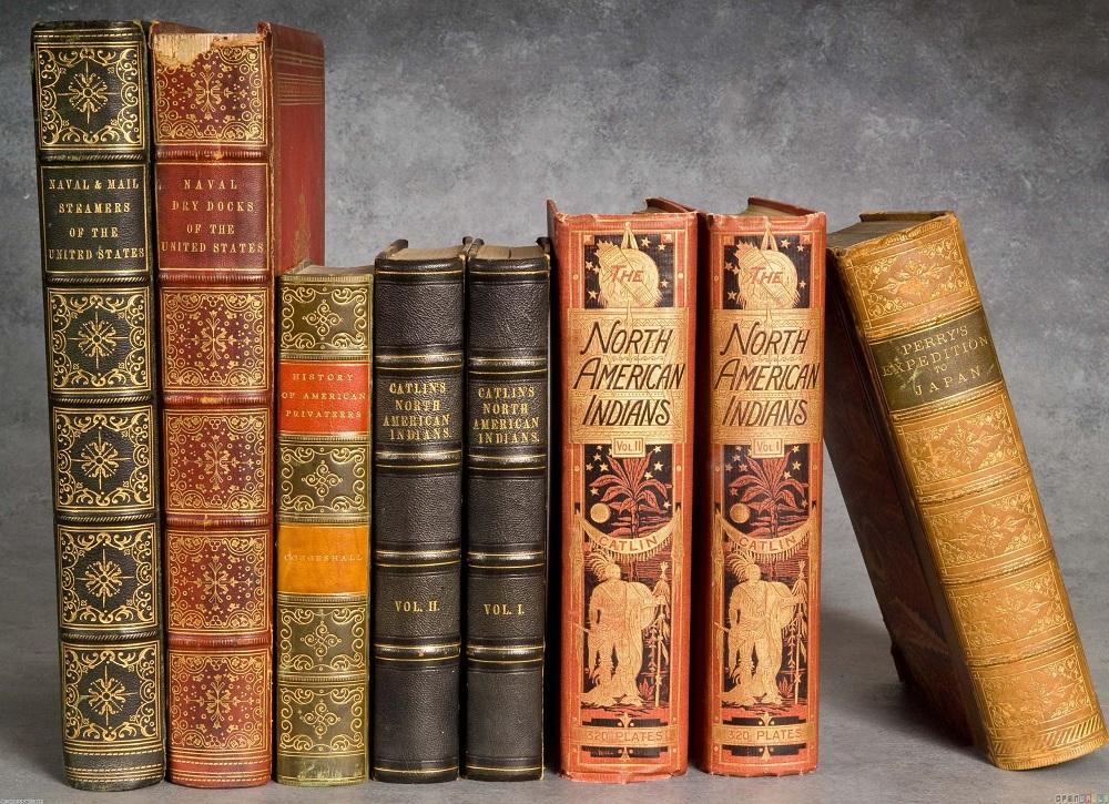 antikvar knigi 01 Антикварные книги